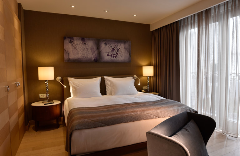 Accommodation at CVK Park Prestige Suites in Istanbul